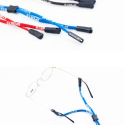 Praktiska Bekväma Glasögonsnören Svart