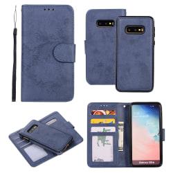 Samsung Galaxy S10e - Plånboksfodral (LEMAN) Lila