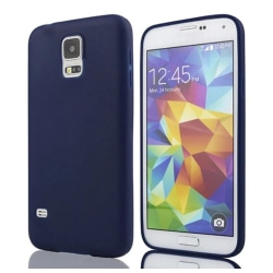 Smart Silikonskal till Samsung Galaxy S5 NKOBEE Transparent/Genomskinlig Transparent/Genomskinlig