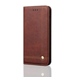 LEMANS populära Plånboksfodral till Samsung Galaxy A6 Svart