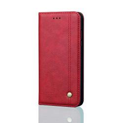 Elegant Fodral med Plånbok till Samsung Galaxy A6 Plus Svart