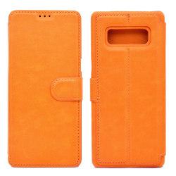 Samsung Galaxy Note 8 Fodral Brun