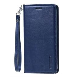 Galaxy Note 9 Plånboksfodral Marinblå