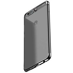 Silikonskal - Huawei Honor 9 Silver