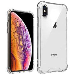Skal - iPhone XS MAX Transparent/Genomskinlig