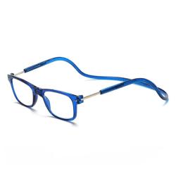 Smarta Läsglasögon med MAGNET Leopardmönstrat 3.0