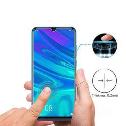Huawei Y6 2019 | Skärmskydd | Screen-Fit | HD-Clear | Standard Transparent/Genomskinlig