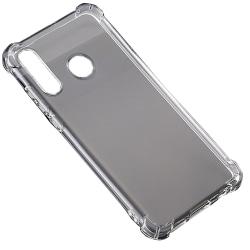 Huawei Y6s - Stilrent Silikonskal Transparent/Genomskinlig