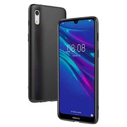 Huawei Y6s - Mattbehandlat Stilrent Nillkin Skal Svart