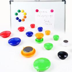 12st Whiteboard Kylskåps magneter