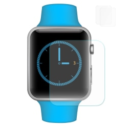 2 st HAT PRINCE Apple Watch Series 3/2/1 38mm Tempered Glass 0.2 Transparent
