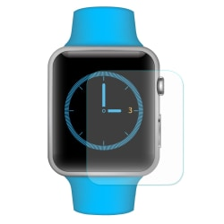 2 st HAT PRINCE Apple Watch Series 3/2/1 42mm Tempered Glass 0.2 Transparent
