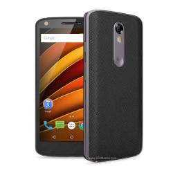 2st Skärmskydd Motorola Moto X Force + Putsduk Transparent