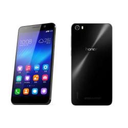 2st Skärmskydd till Huawei Honor 6 + Putsduk Transparent