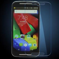 2st Skärmskydd till Motorola Moto G2 + Putsduk Transparent