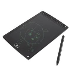 """8,5"""" Ritplatta för barn LCD Tryckkänslig Svart Svart"""