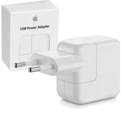 Apple iPad 12W USB Strömadapter MD836ZM/A Original Vit