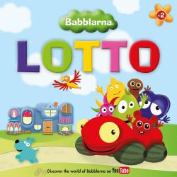 BABBLARNA Lotto multifärg