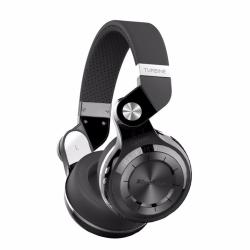 Bluedio T2+ Trådlös Bluetooth Stereo hörlurar / headset Svart