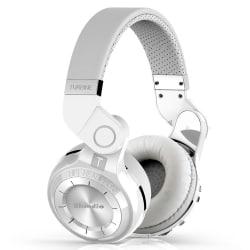 Bluedio T2+ Trådlös Bluetooth Stereo hörlurar / headset VIT Vit