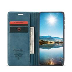 CASEME Plånboksfodral Xiaomi Mi 11 - Blå Blå