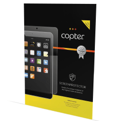 Copter skärmskydd iPad Pro 12.9 2018 gen / 2020 gen Transparent