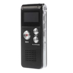 Digital Diktafon SK-012, 8GB Black