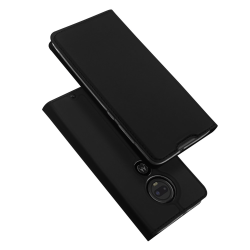 DUX DUCIS Pro Series fodral Motorola Moto G7 Plus / G7 - Svart Svart