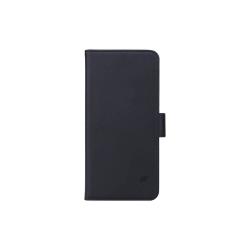 GEAR Plånboksväska Svart till Motorola One Zoom / One Pro Svart