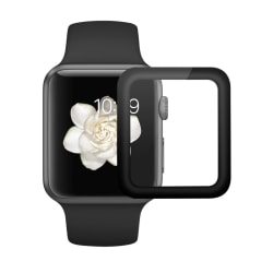 HAT PRINCE Apple Watch Series 2/1 42mm Tempered Glass 3D Curved Transparent