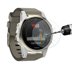 HAT PRINCE Garmin Fenix 5S Tempered Glass 0.2mm Transparent