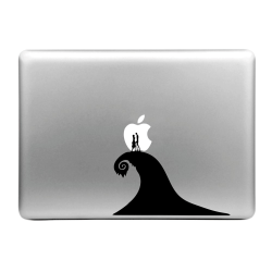 HAT PRINCE Snygg Dekal Klistermärke Macbook Air/Pro - Romantik