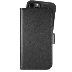 HOLDIT Magnet Plånboksväska Svart till iPhone 12 / iPhone 12 Pro Black