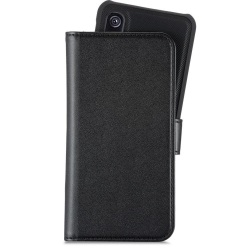 HOLDIT Magnet Plånboksväska Svart till Samsung Galaxy A40 Svart