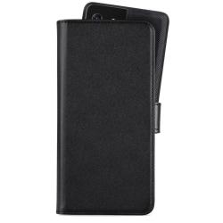 HOLDIT Magnet Plånboksväska till Samsung Galaxy S21 Ultra Svart