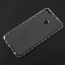 Huawei P Smart TPU-skal Crystal Clear