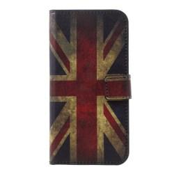Huawei P10 Plånboksfodral  - Retro Union Jack Flag