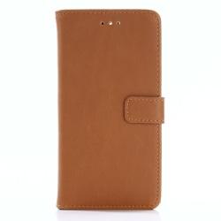 Huawei P10 Stilrent plånboksfodral LjusBrun Brun