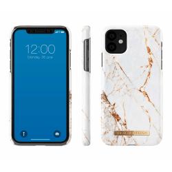 iDeal Of Sweden iPhone 11 - Carrara Gold Vit
