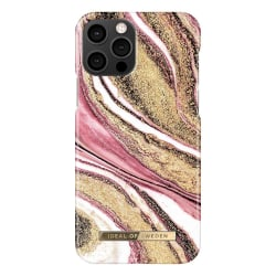 iDeal Of Sweden iPhone 12 / iPhone 12 Pro skal - Cosmic Pink Swi Rosa