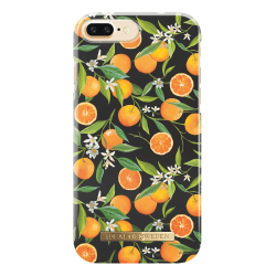 iDeal Of Sweden iPhone 6/6S/7/8 Plus skal - Tropical Fall Svart