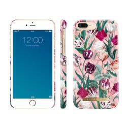 iDeal Of Sweden iPhone 8/7/6 Plus skal - VINTAGE TULIPS multifärg