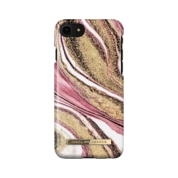 iDeal Of Sweden iPhone 8/7/6s/6/SE (2020) skal - Cosmic Pink Swi Rosa