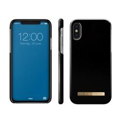 iDeal Of Sweden iPhone X / XS Skal - Matte Black Svart