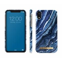 iDeal Of Sweden iPhone XR - Indigo Swirl Blå