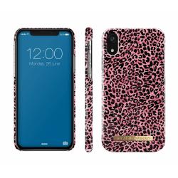 iDeal Of iPhone XR-skal - frodig leopard Rosa