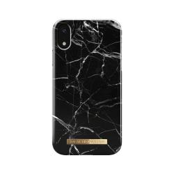iDeal Of Sweden iPhone XR Marmor skal - Black Marble Svart