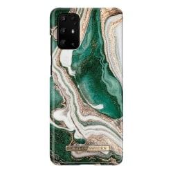 iDeal Of Sweden Samsung Galaxy S20+ (S20 Plus) - Golden Jade Mar Grön