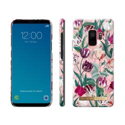 iDeal Of Sweden Samsung Galaxy S9 skal - VINTAGE TULIPS multifärg