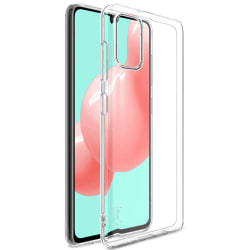 IMAK UX-5 Series TPU skal Samsung Galaxy A41 Transparent